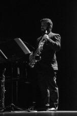 Saxofonista de Crizel