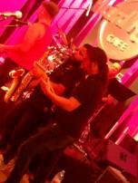 Saxofonista Tributo a Fito